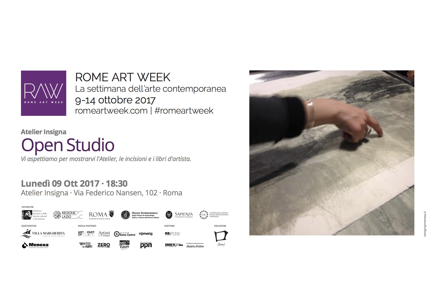 Invito Roma Art Week